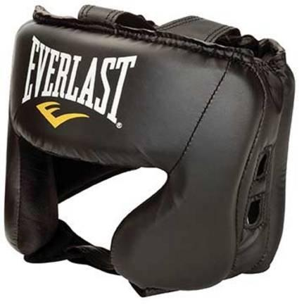 Everlast Boxing Head Gear